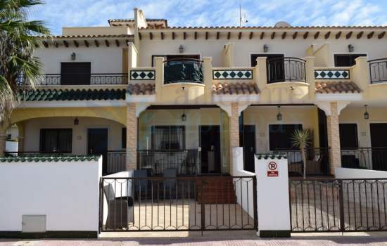 BEAUTIFUL TOWN HOUSE FOR ONLY 115.000€ IN Dona Pepa, Ciudad Quesada, ALICANTE
