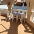 Villa for rent with Alicante Holiday Lets, sun terrace