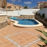 Villa for rent with Alicante Holiday Lets, pool area
