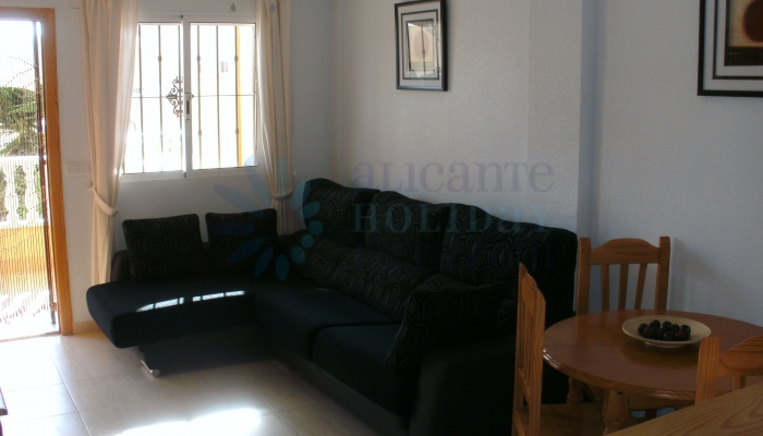 Villa in Ciudad Quesada for rent with Alicante Holiday lets, living room