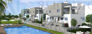Semi-Detached Villa - New build - Torrevieja - Aguas Nuevas