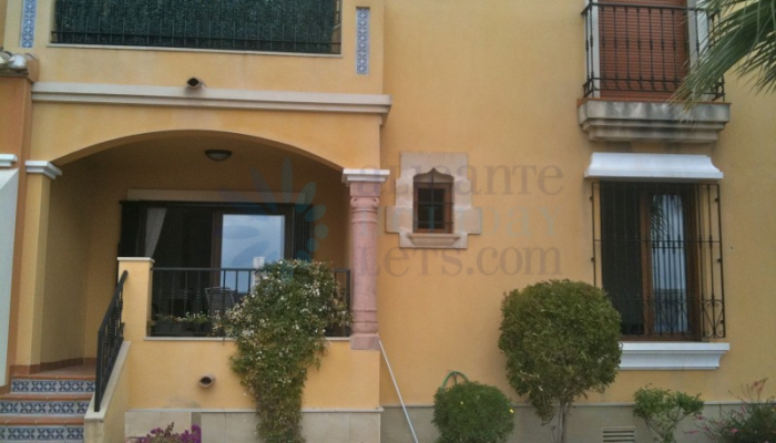 Long Rental Period - Apartment - Algorfa - La Finca golf
