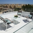 Solarium.  Alicante Holiday Lets